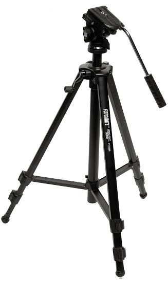 Fotomate VT-6006 2-way tripod with case